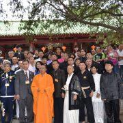 2012年 全日本少林寺気功協会資格認定式・日本武道団認定式